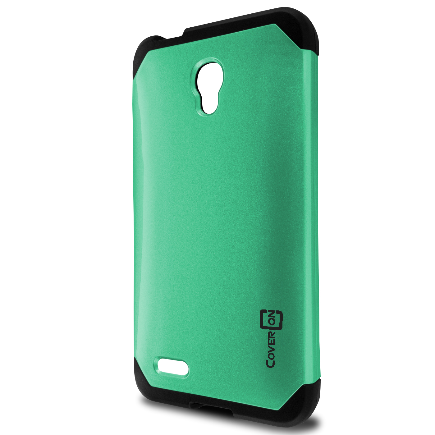 For alcatel one touch conquest case hybrid slim protective