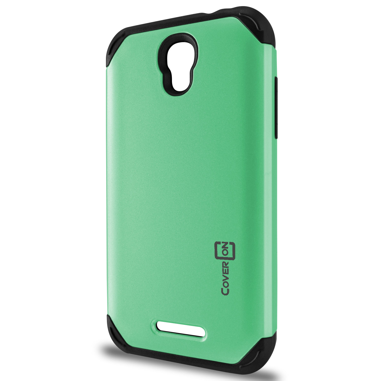 For Alcatel One Touch Elevate Case Hybrid Slim Tough
