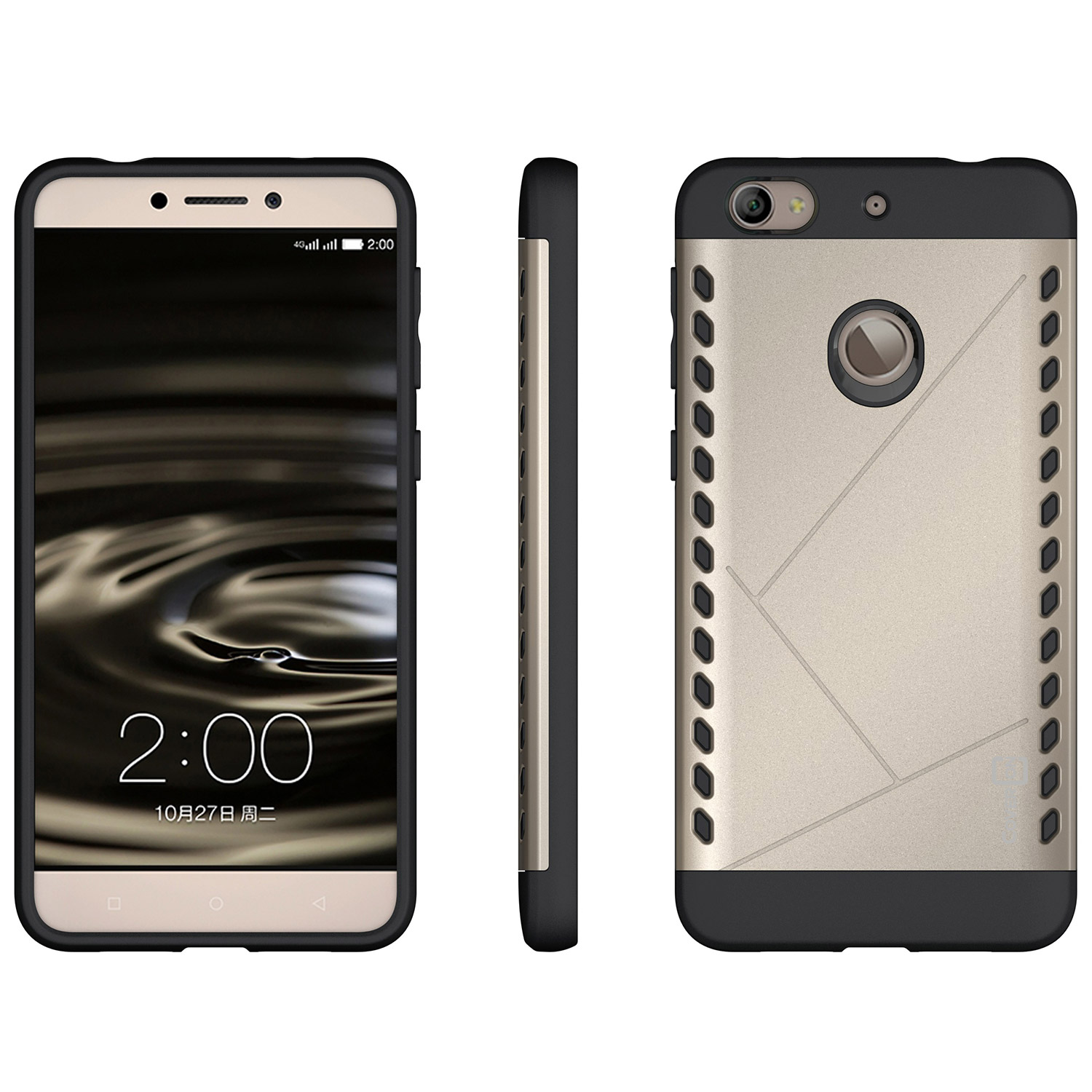 -LeEco-LeTV-LE-1S-Case-Modern-Hybrid-Slim-Protective-Dual-Layer-Phone ...