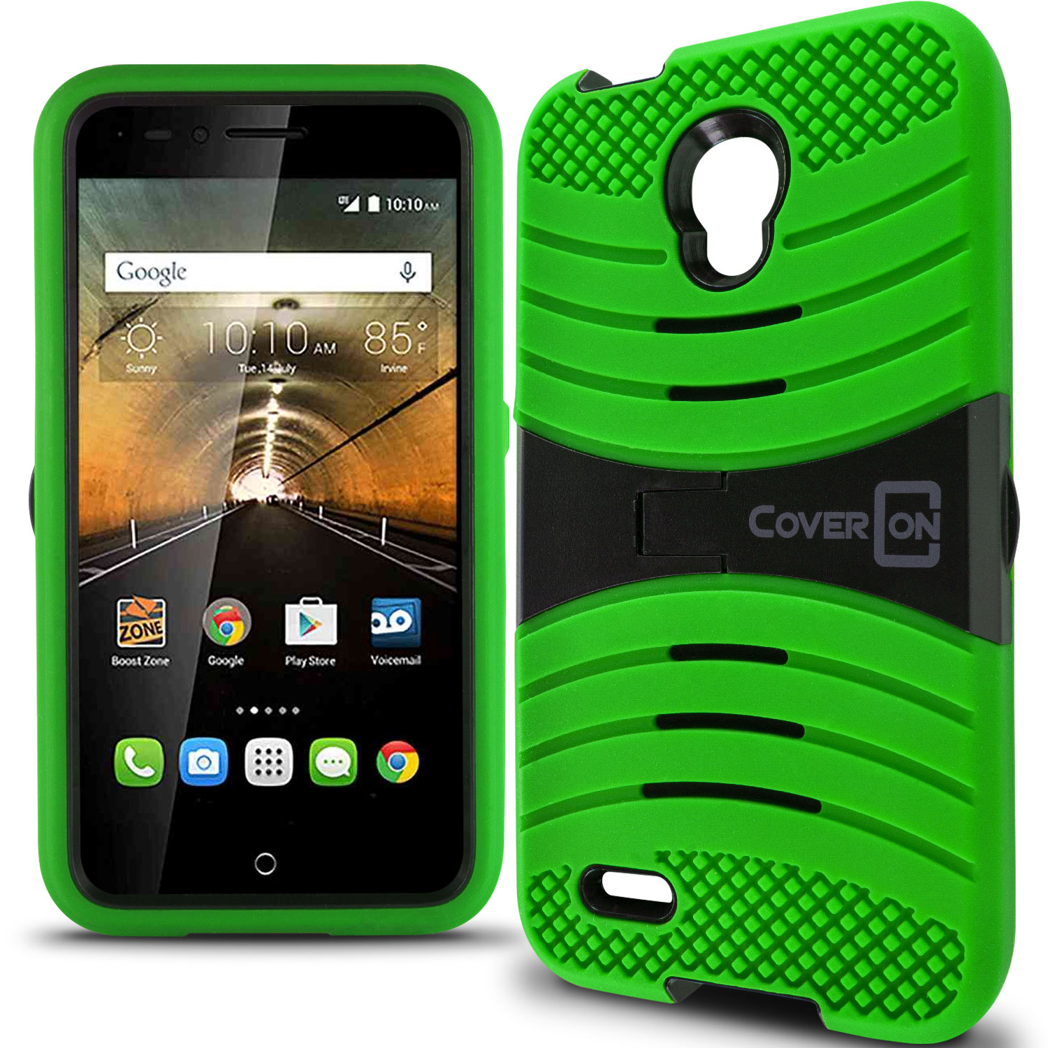 For alcatel one touch go play conquest case hybrid