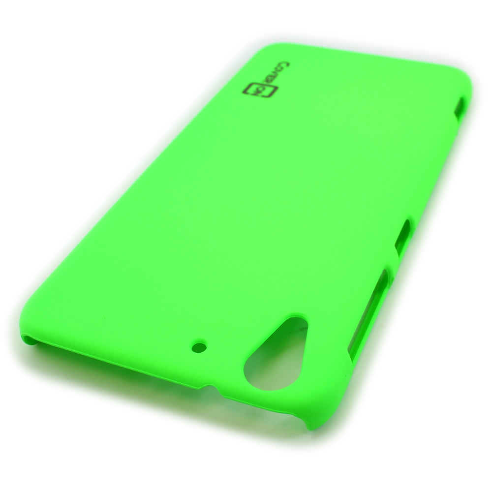 Smooth Hard Rubber Plastic Matte Back Cover Slim Phone ...