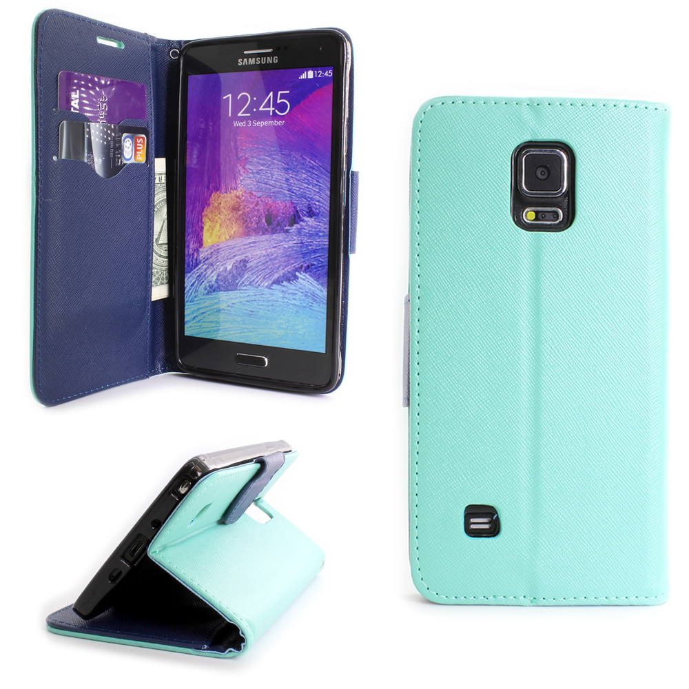 Tough Wallet Phone Cover Case and Screen Protector for ...