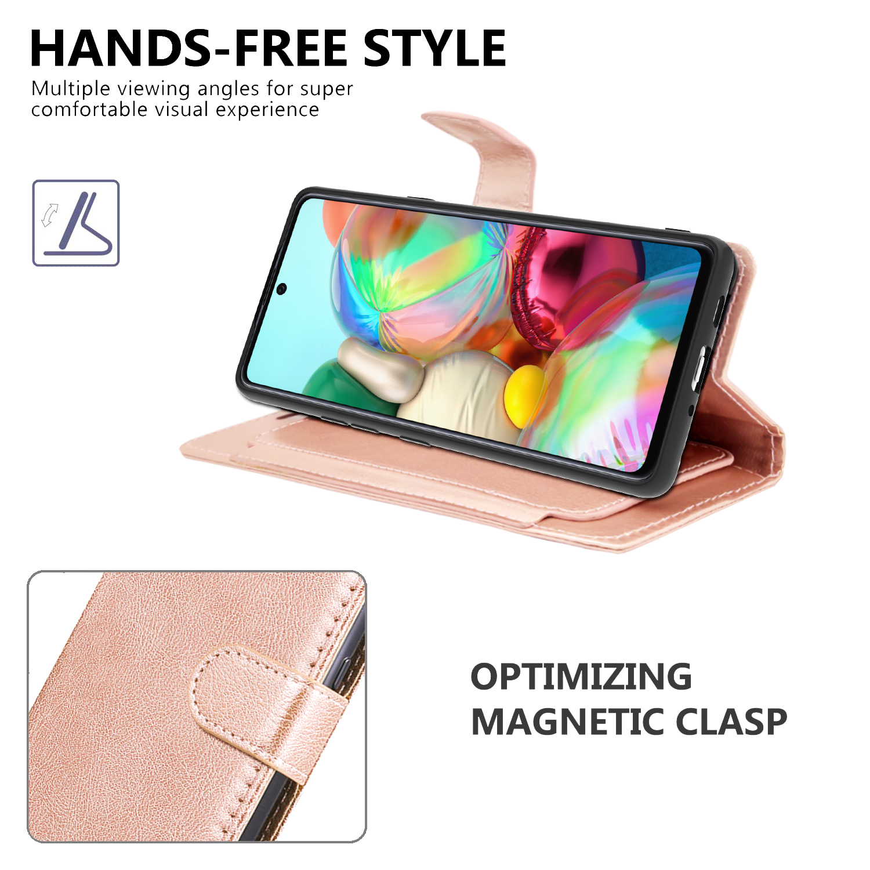 LG G3 Stylus D690 Wallet Case Folio ID Bag Pouch Screen