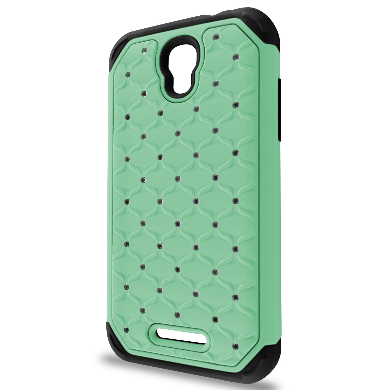 Coveron For Alcatel One Touch Elevate Diamond Bling