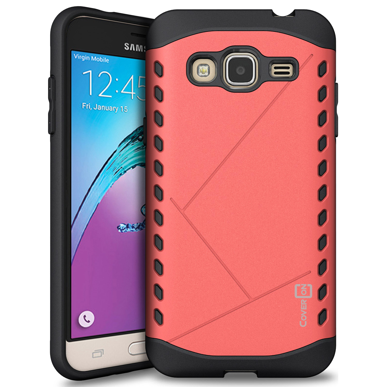 slim hybrid phone cover case for samsung galaxy j3 v j3 nova j3 galaxy 2016. Black Bedroom Furniture Sets. Home Design Ideas
