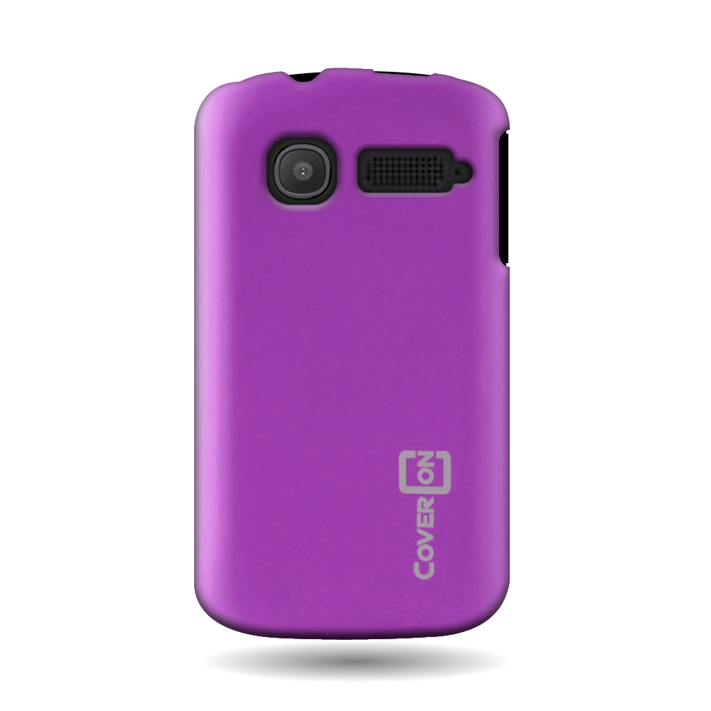 For alcatel one touch pop c case slim rubberized