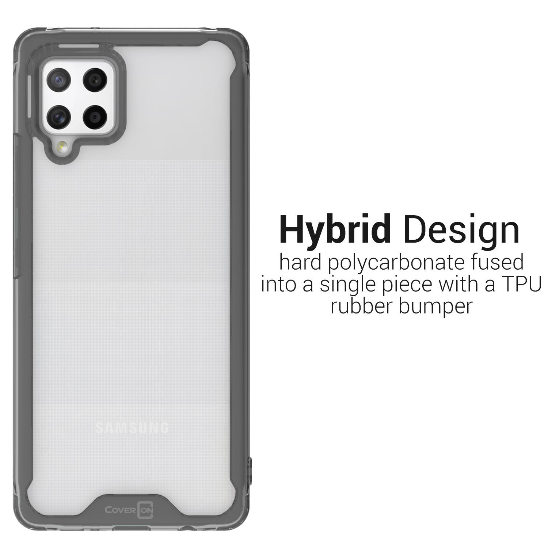 coveron for motorola moto z droid case hybrid stand armor phone cover ebay. Black Bedroom Furniture Sets. Home Design Ideas
