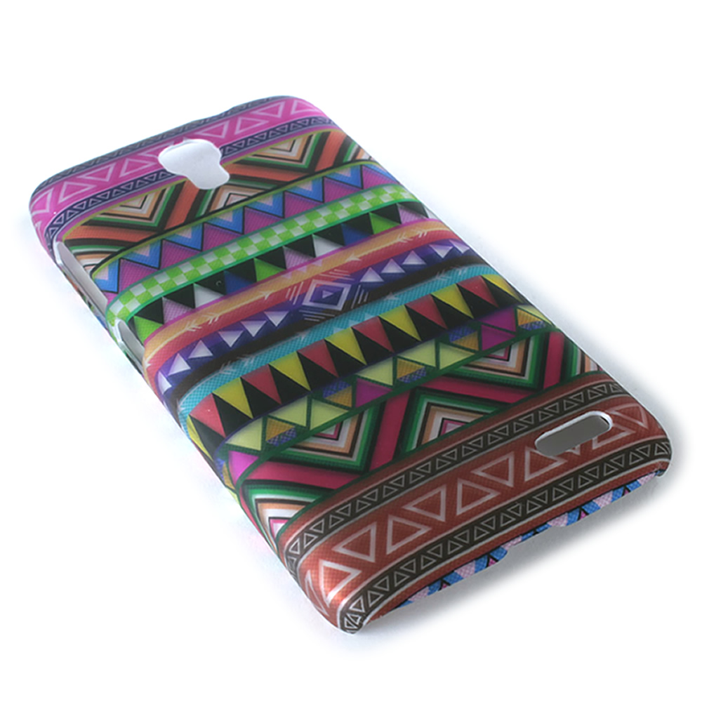 For alcatel one touch pop quot design style case hard