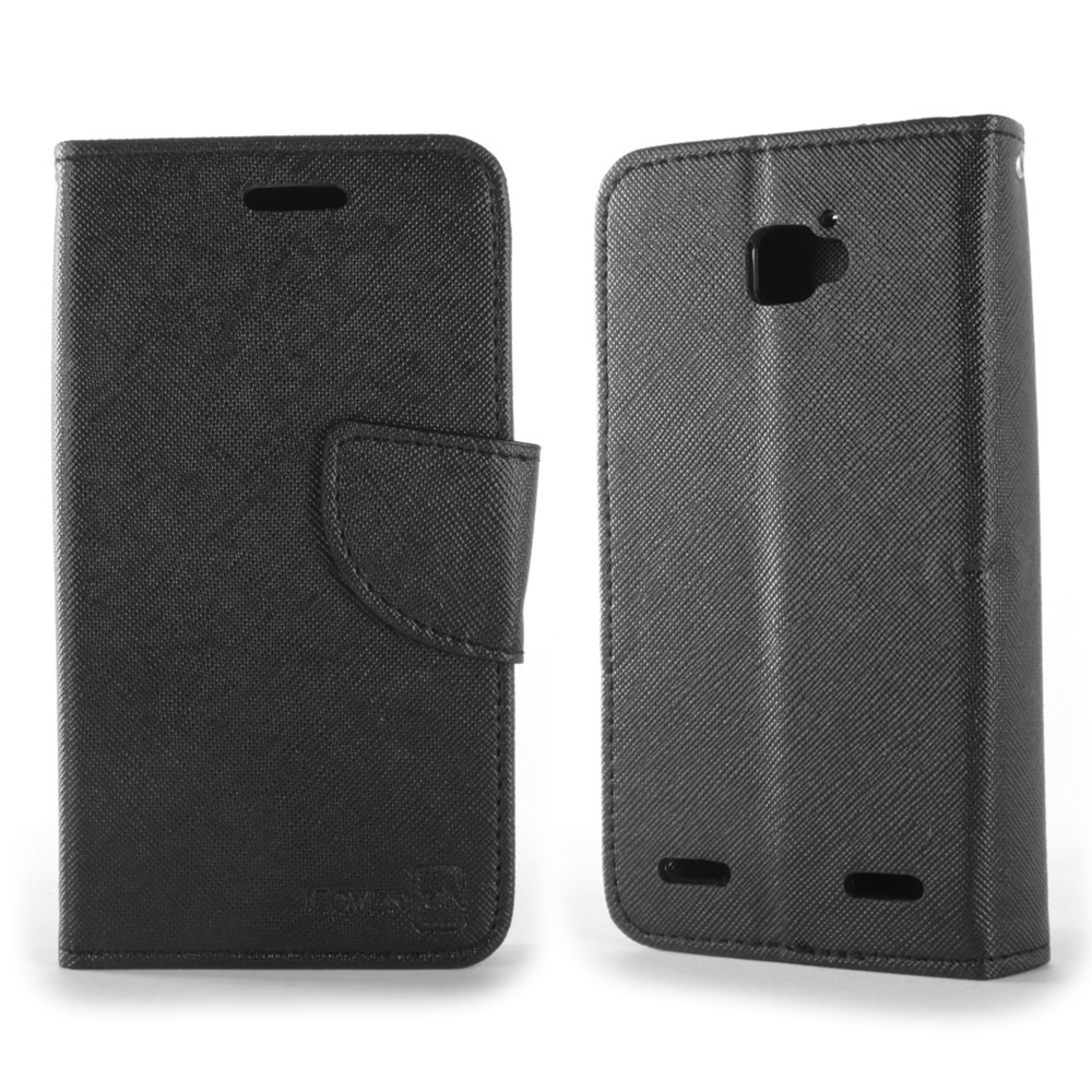 For Zte Zephyr Paragon Wallet Case Phone Flip Pouch