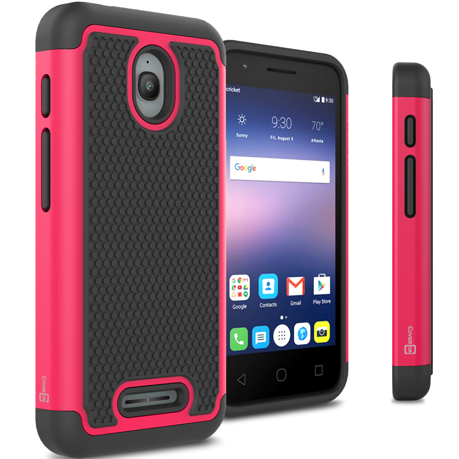 For Alcatel Dawn Streak Ideal Pixi Avion Lte Case