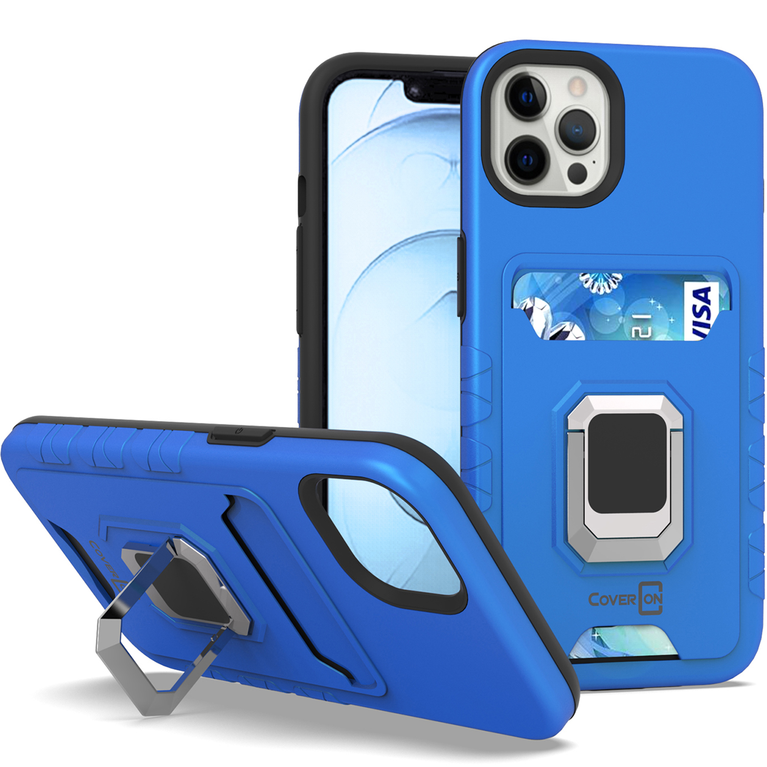 Slim Fit Hard Plastic Protective Phone Cover Case for ...