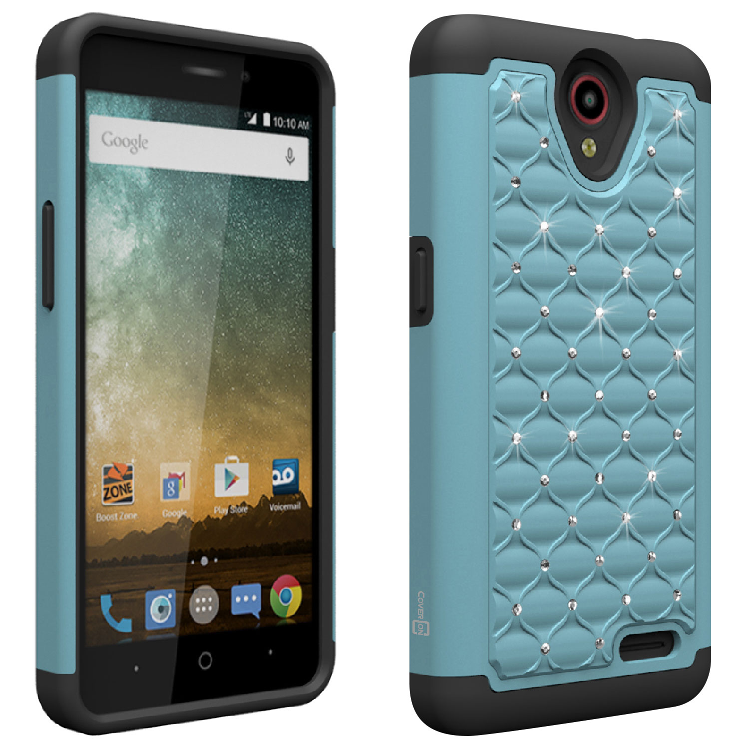 more zte maven hard case feature available the