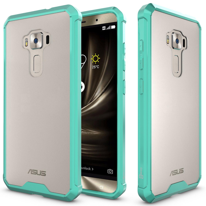 for asus zenfone 3 5 5 ze552kl case hard back hybrid slim phone cover ebay. Black Bedroom Furniture Sets. Home Design Ideas