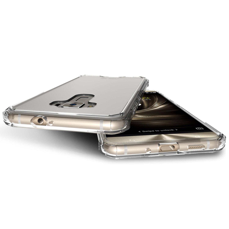 "For Asus Zenfone 3 (5.5"") ZE552KL Case Hard Back Hybrid Slim Phone Cover"