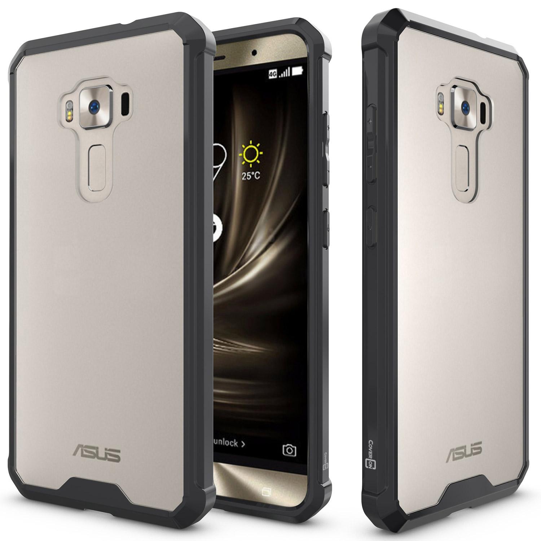 for asus zenfone 3 5 5 ze552kl case hard back hybrid slim phone cover. Black Bedroom Furniture Sets. Home Design Ideas