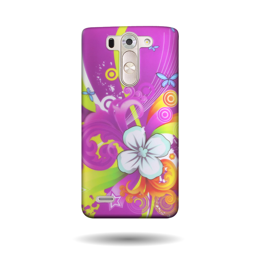 Slim Protective Snap On Phone Case Hard Plastic Design