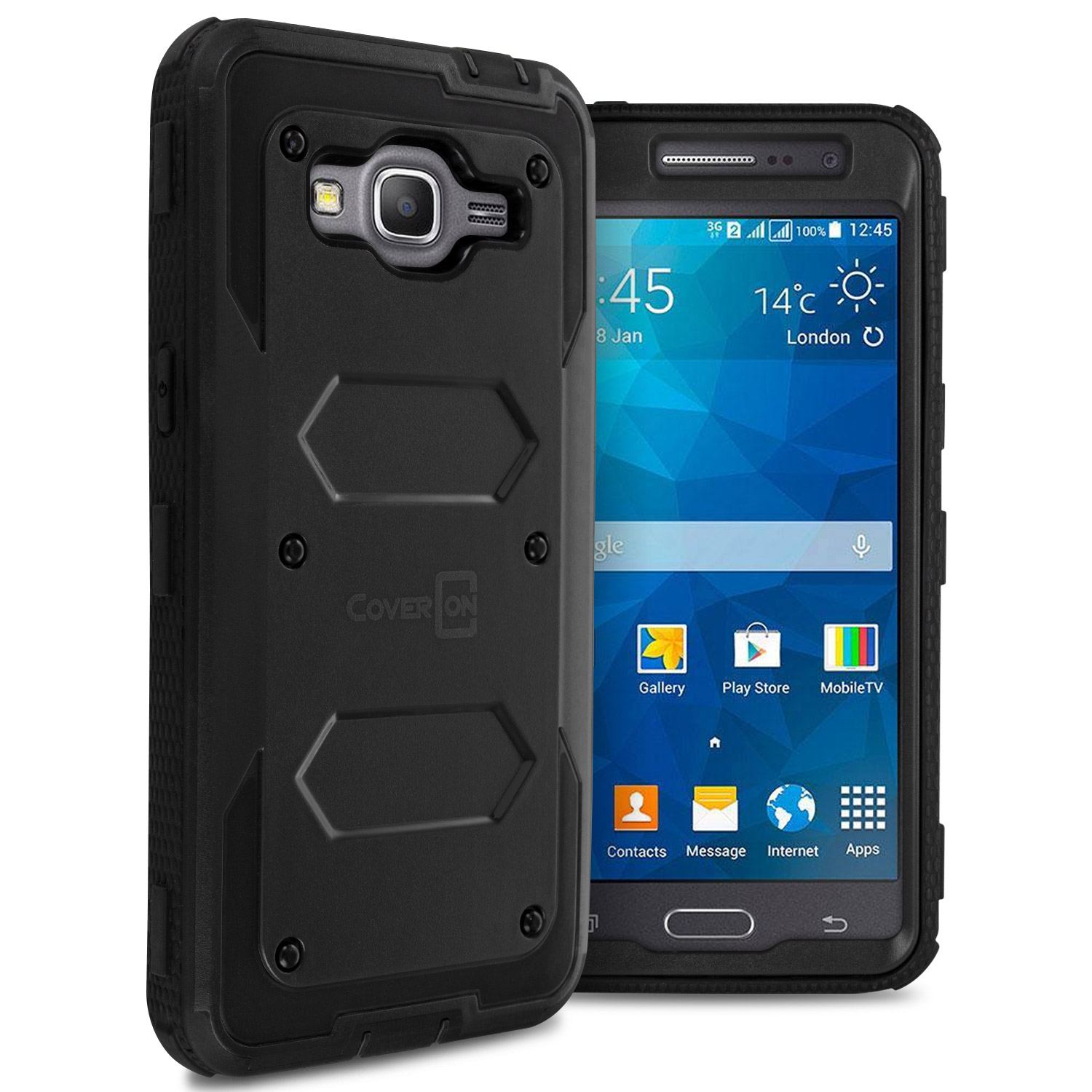 For Samsung Galaxy Grand Prime Plus J2 Prime Hard Case