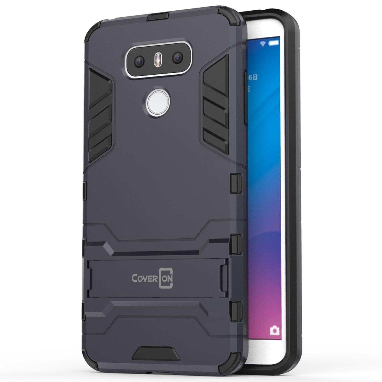 For-Google-Nexus-6P-Case-Slim-Hard-Hybrid-Kickstand-Protective-Phone ...