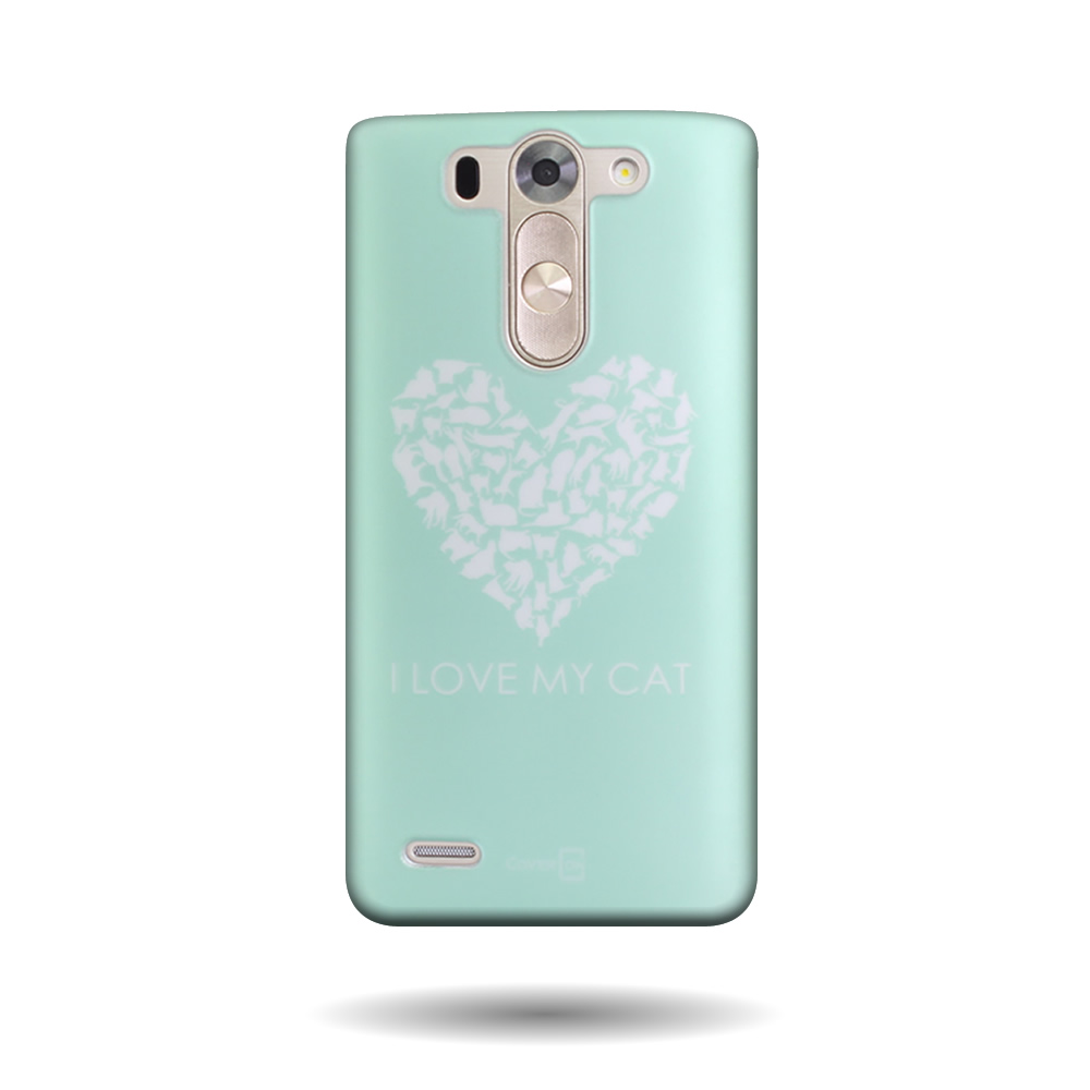 For LG G3 Vigor Slim Protective Snap On Phone Case Hard ...