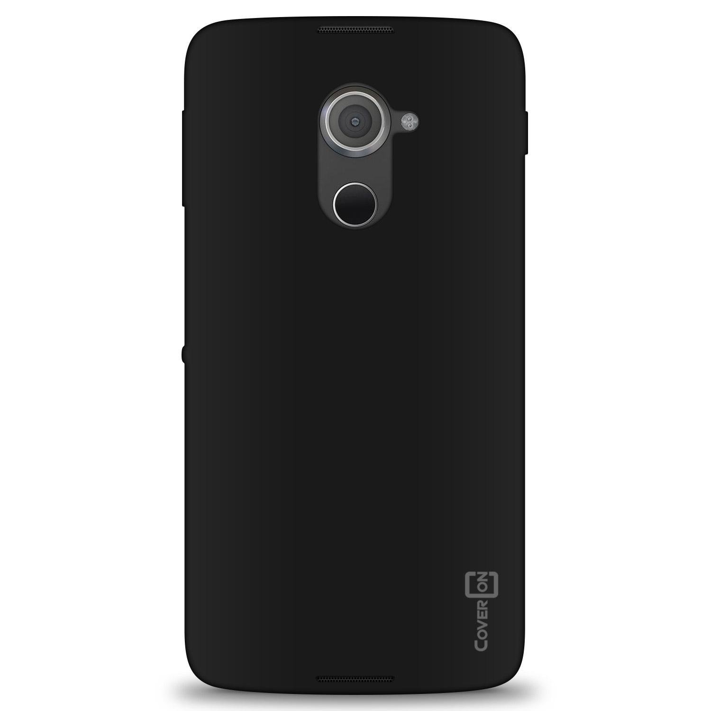 coveron for alcatel idol 4s case slim tpu thin soft lightweight phone cover ebay. Black Bedroom Furniture Sets. Home Design Ideas