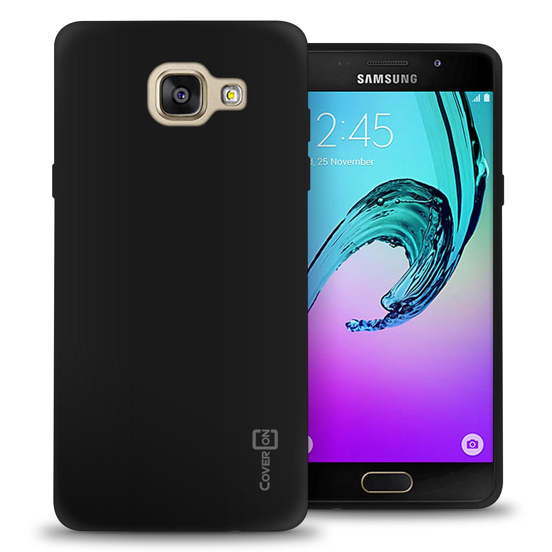 CoverON for Samsung Galaxy A5 2017 Case Slim TPU Thin Soft ...