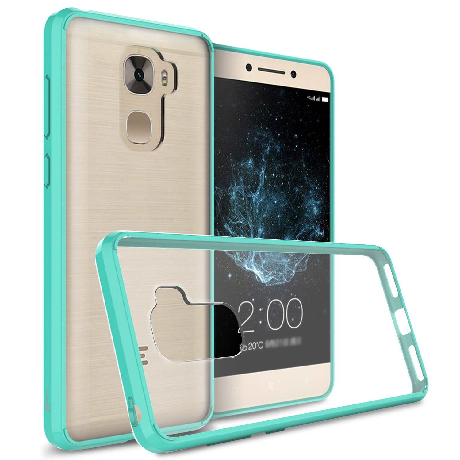 For-LeEco-Le-Pro-3-Case-Hard-Back-Soft-Bumper-Hybrid-Slim-Thin-Phone ...