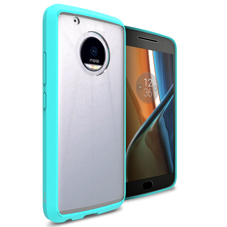 For Motorola Moto G5 Plus / Moto X 2017 Case Hard Back Bumper Slim Cover | eBay