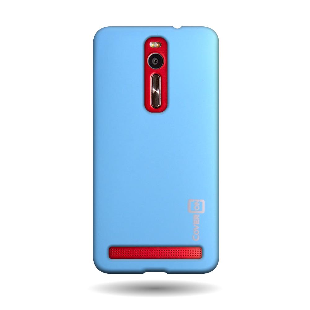 For Asus Zenfone 2 55 Hard Case Slim Rubberized Matte