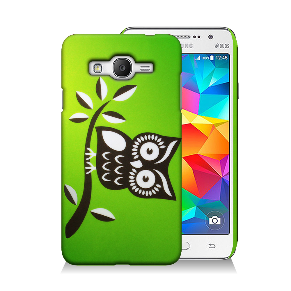 Slim Hard Back Protective Phone Cover Case for Samsung ...