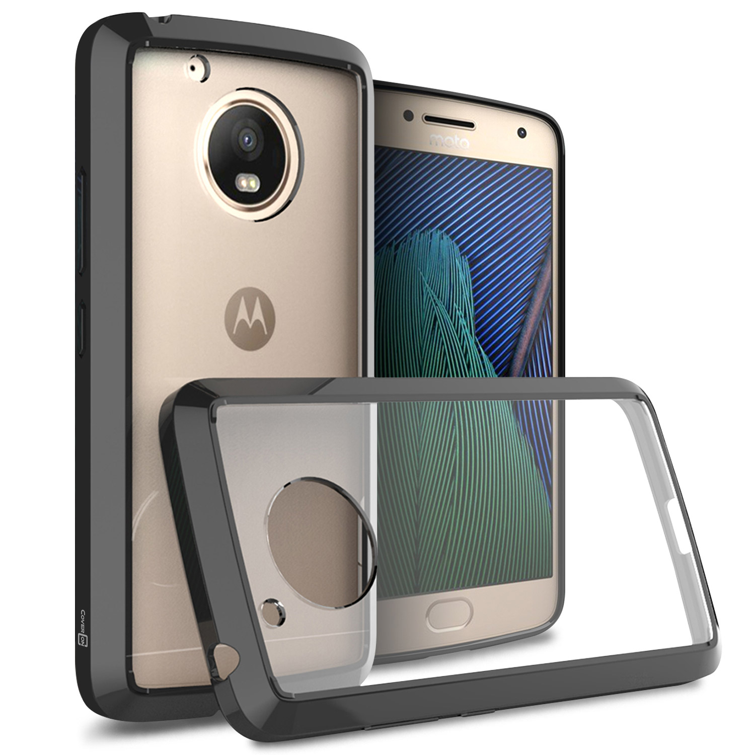 how to answer moto g5 phone