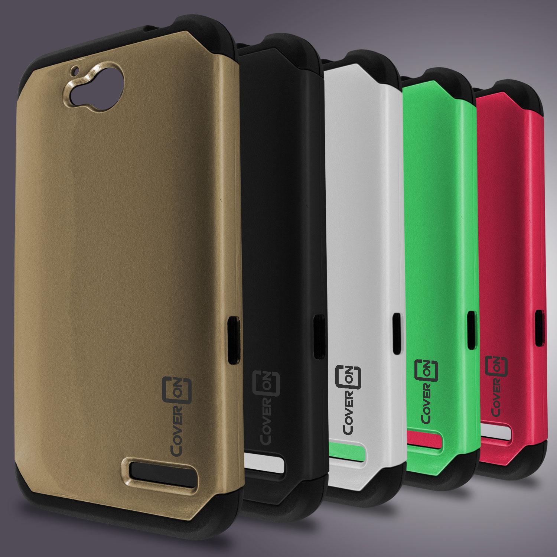 Case Design cases for straight talk phones : For-ZTE-Atrium-Scend-LTE-Case-Hybrid-Slim-Cover-Armor-Tough-Phone-Hard ...