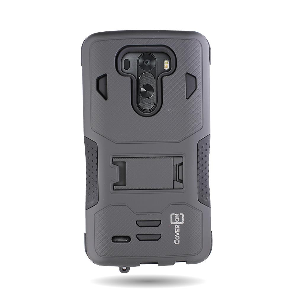 LG G3 Case Coveron for LG G3 Hybrid Case Protective ...
