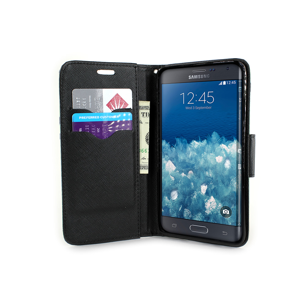Samsung galaxy note edge case - Coveron For Samsung Galaxy Note Edge Case Wallet